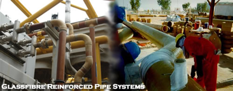 Glassfibre Reinforced Pipe Systems