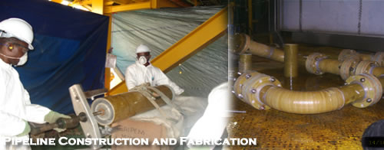 Pipeline Construction & Fabrication